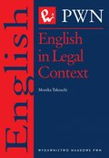 English in Legal context - ebook