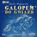 Galopem do gwiazd - audiobook
